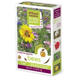 Bees Meadow Mix 7m2 pack